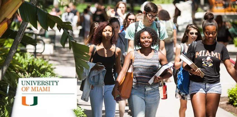 Becas para Maestría en Derecho Universidad de Miami