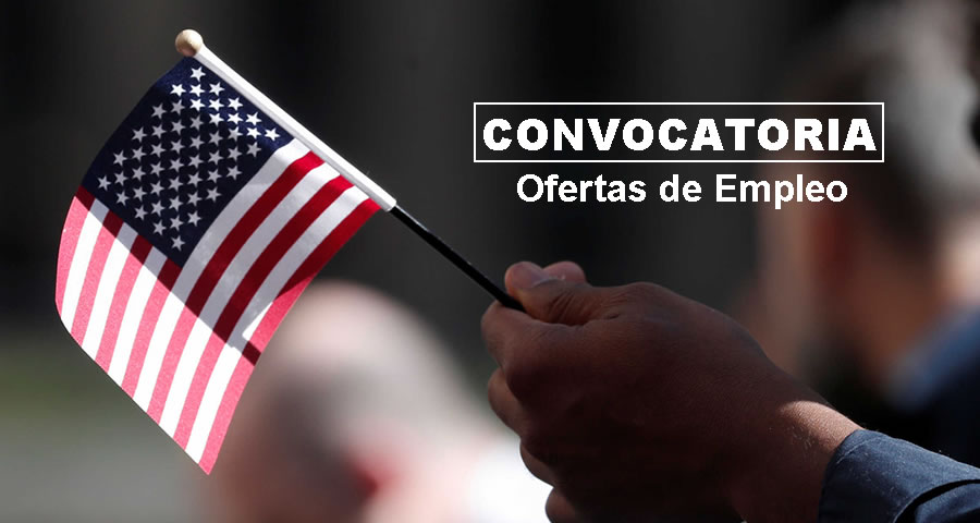 Empleo Embajada de USA Colombia