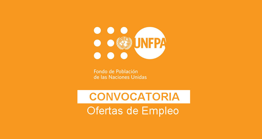 UNFPA Vacantes de Empleo