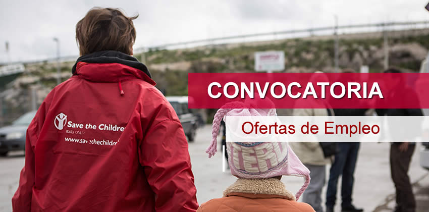 Empleo en Save The Children
