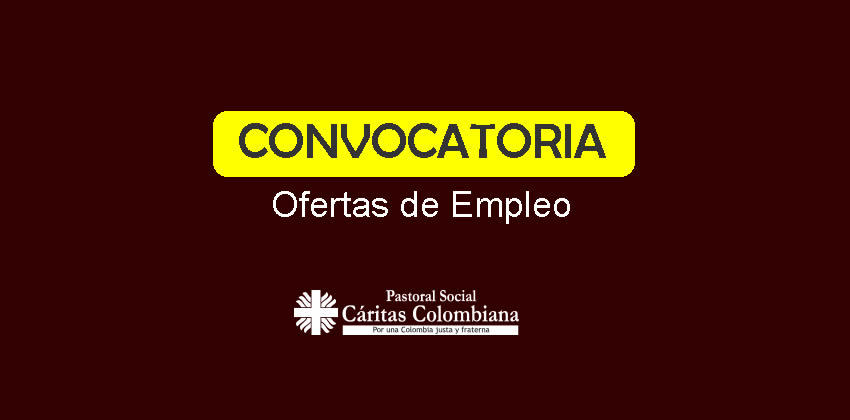 Cáritas Colombiana (Pastoral Social)