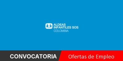 Ofertas de empleo en Aldeas Infantiles SOS Colombia