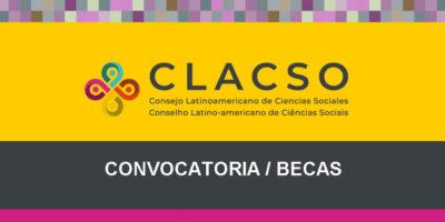convocatorias de becas Clacso