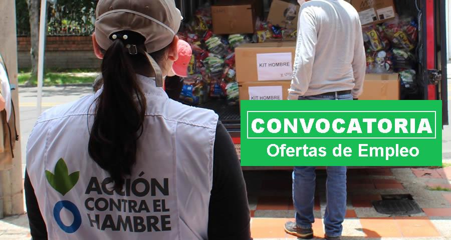 Acción Contra el Hambre abre convocatoria