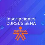 Inscripciones a cursos SENA