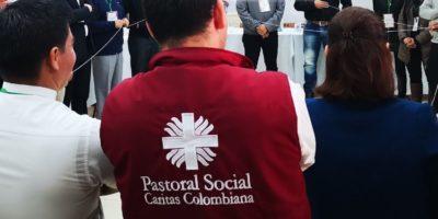 empleo caritas colombiana