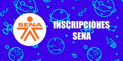 Inscripciones SENA