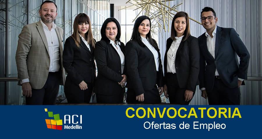 Empleo en ACI Medellín