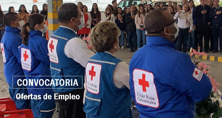 Empleo en Cruz Roja