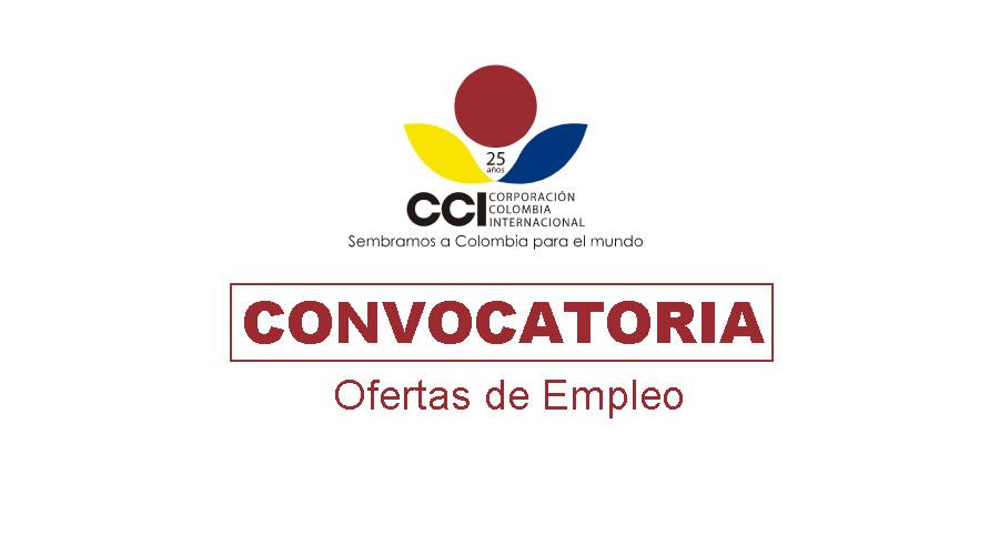 CCI requiere profesionales