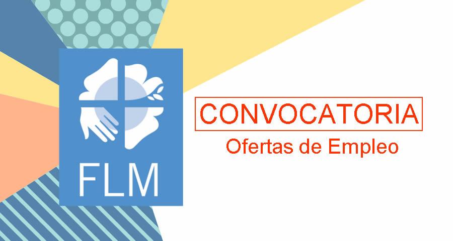 Convocatorias en Federación Luterana
