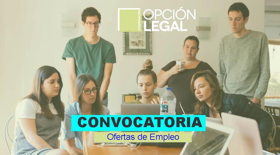 Empleo en Opción Legal