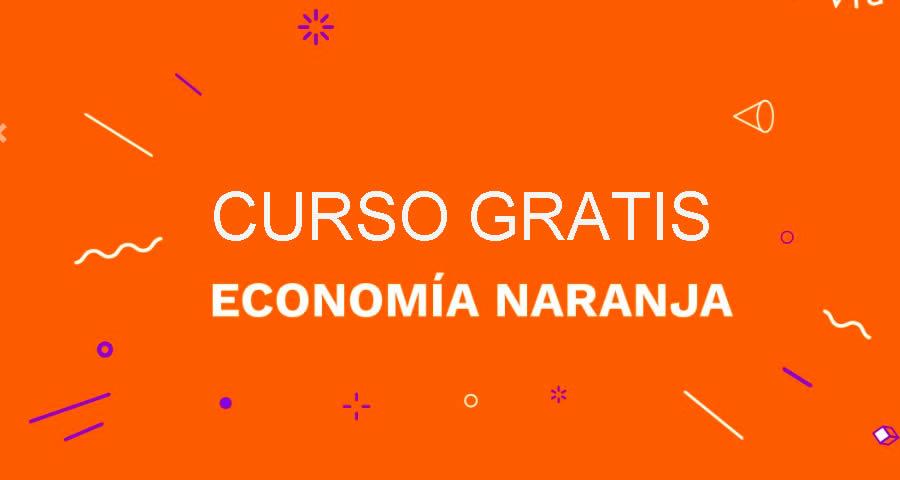 curso sobre Economía Naranja