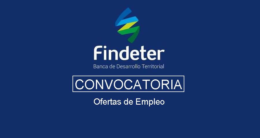 Empleo en Findeter