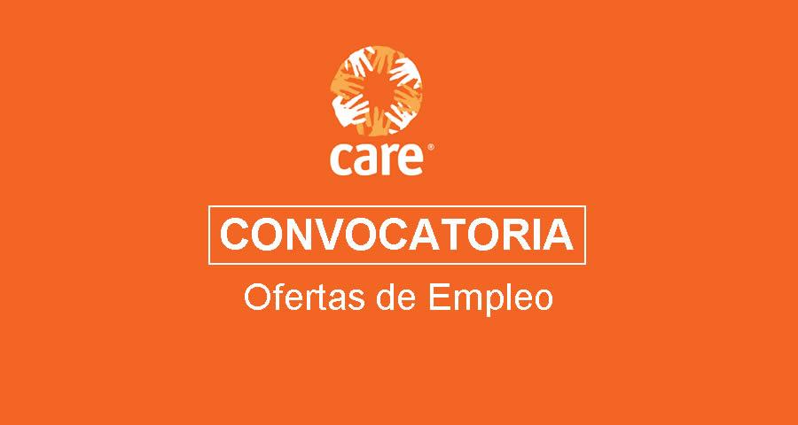 Convocatorias de Empleo en CARE