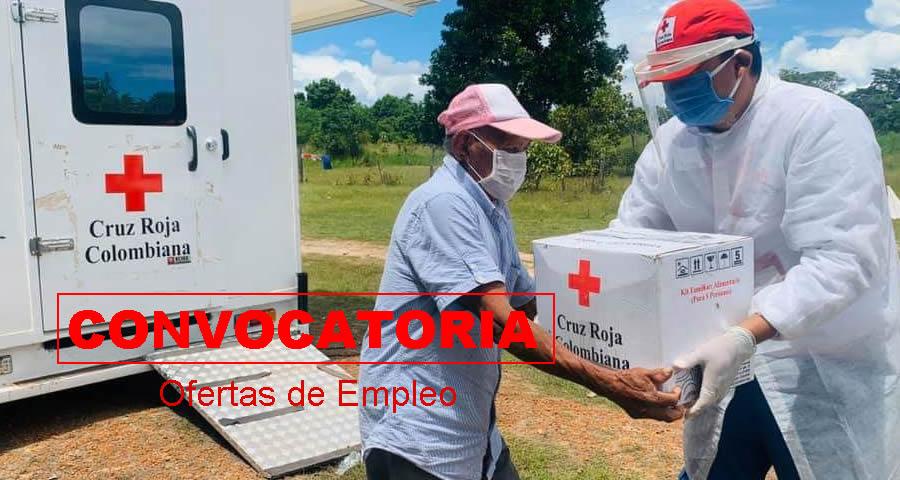 Cruz Roja requiere profesionales
