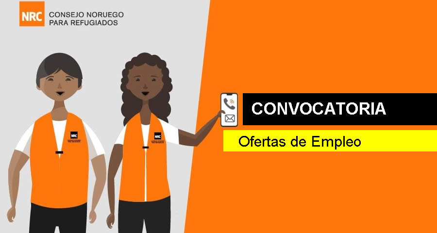 NRC requiere profesionales