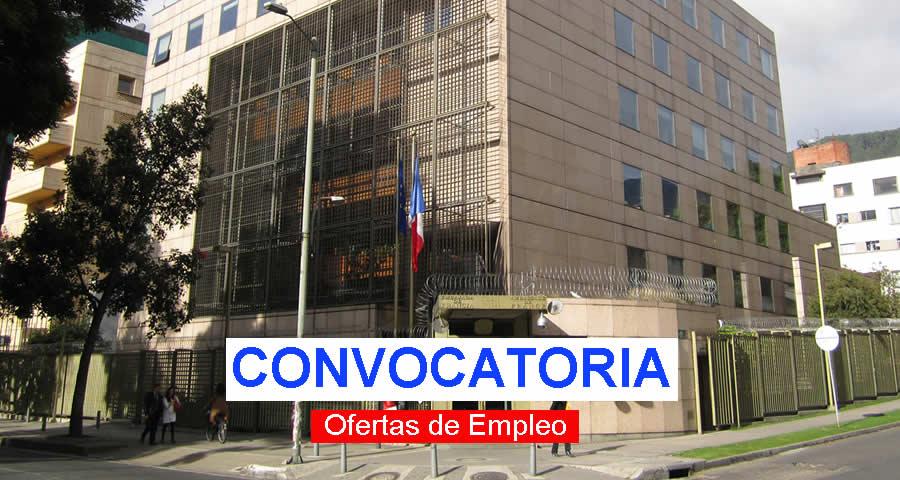 Convocatorias Embajada de Francia