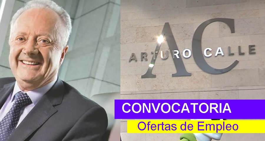 Oferta de Empleo en Arturo Calle