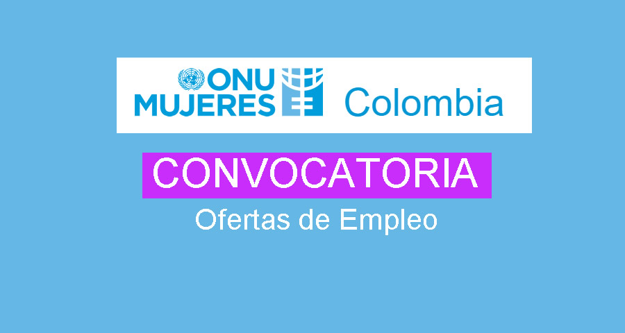 Convocatorias en ONU Mujeres