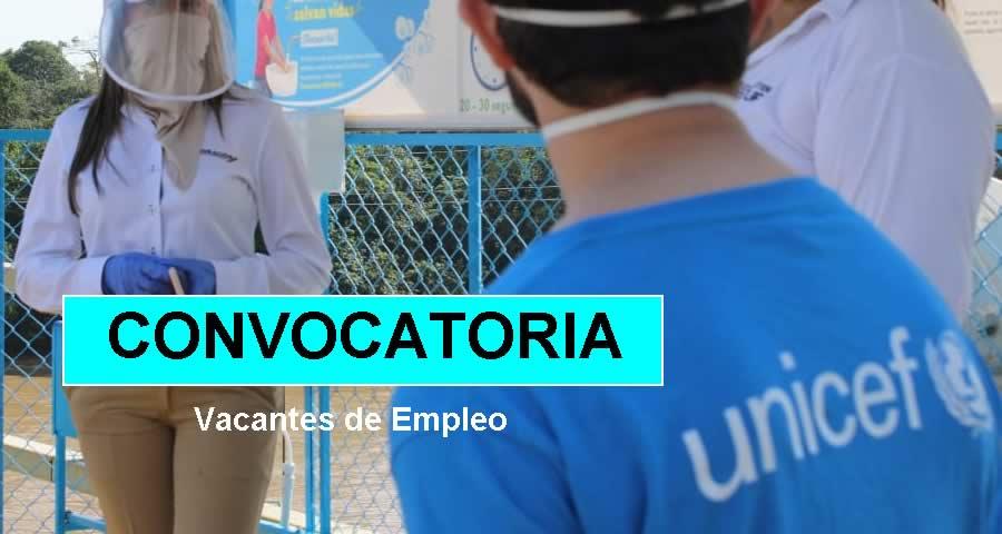 Unicef requiere profesionales en educación