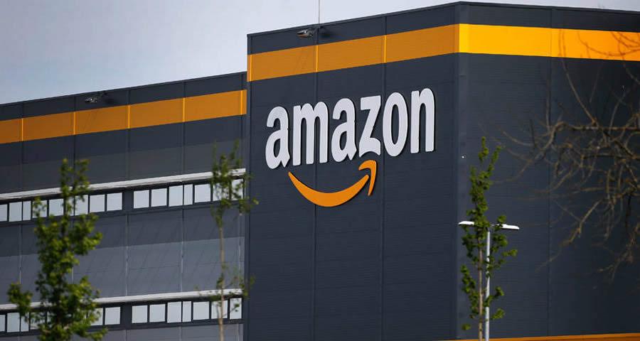 Feria laboral de Amazon