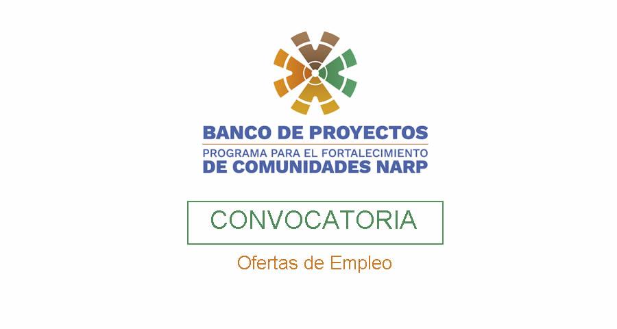 propuestas para Banco de Proyectos