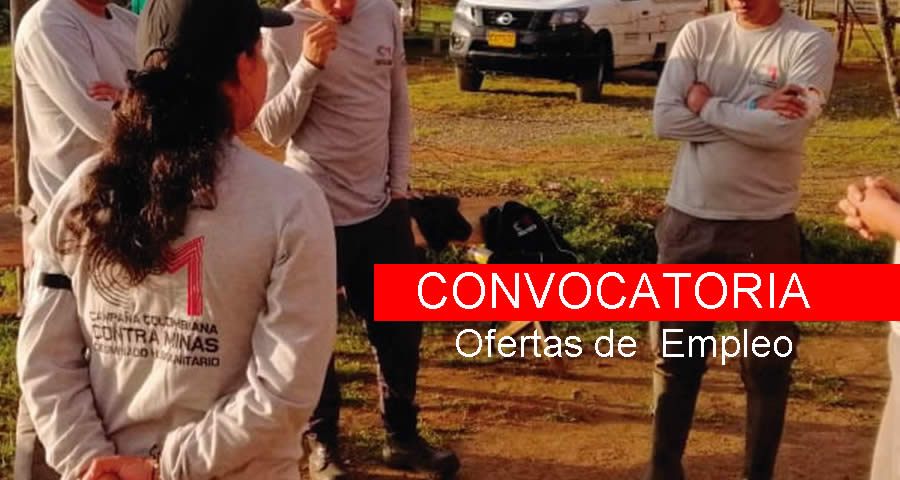 Campaña Colombiana Contra Minas