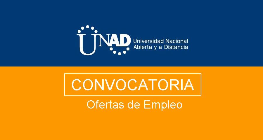 UNAD abre convocatoria nacional