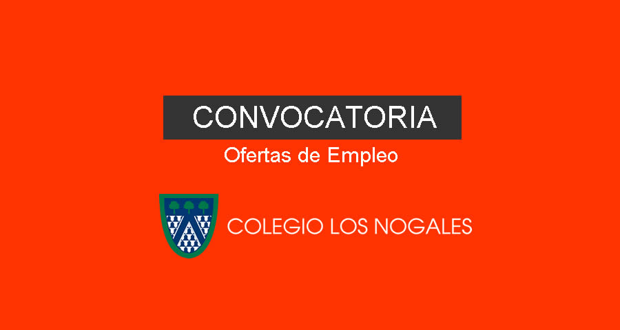 Empleo en Colegio Los Nogales