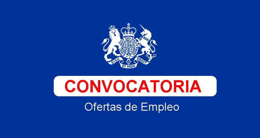 Empleo en Embajada Británica