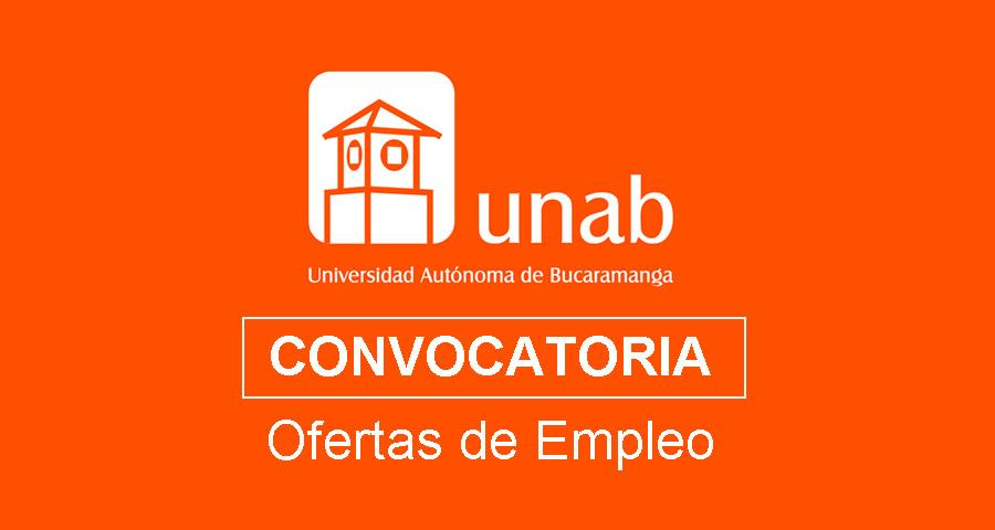 Empleo en UNAB