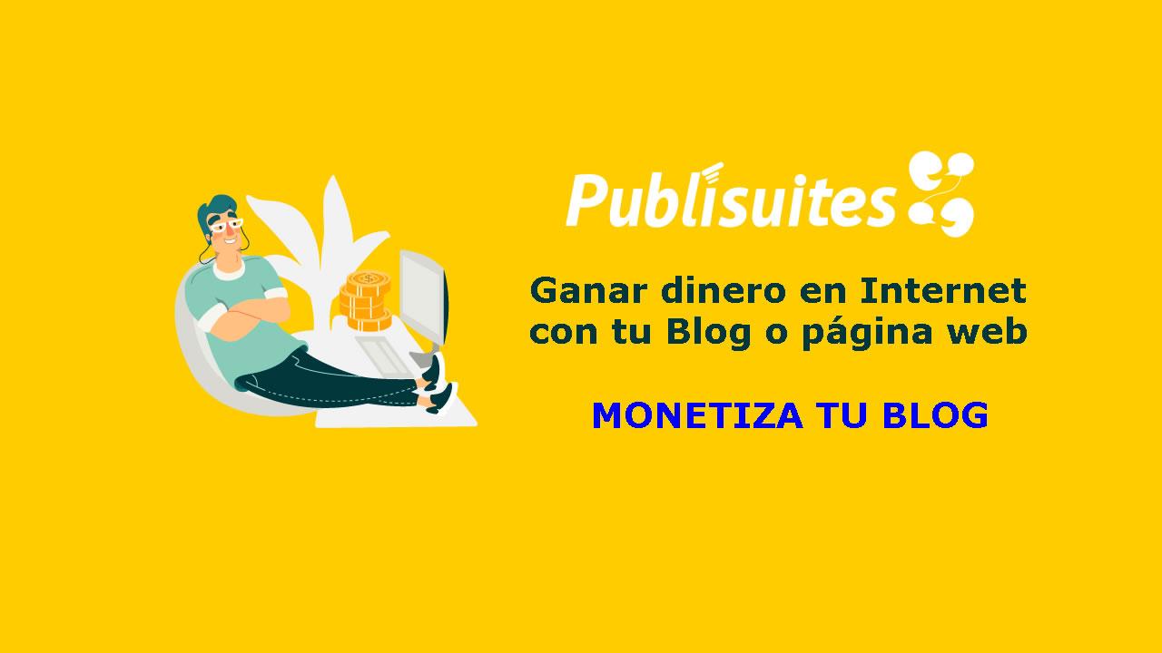 Monetizar Blog o página Web
