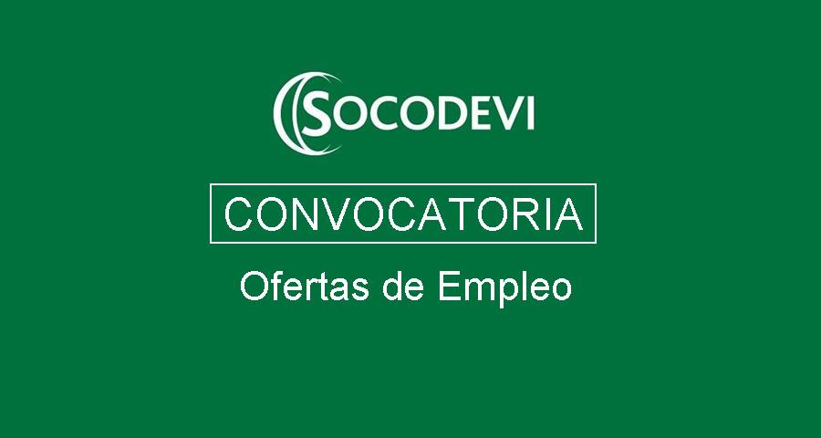 Empleo en SOCODEVI