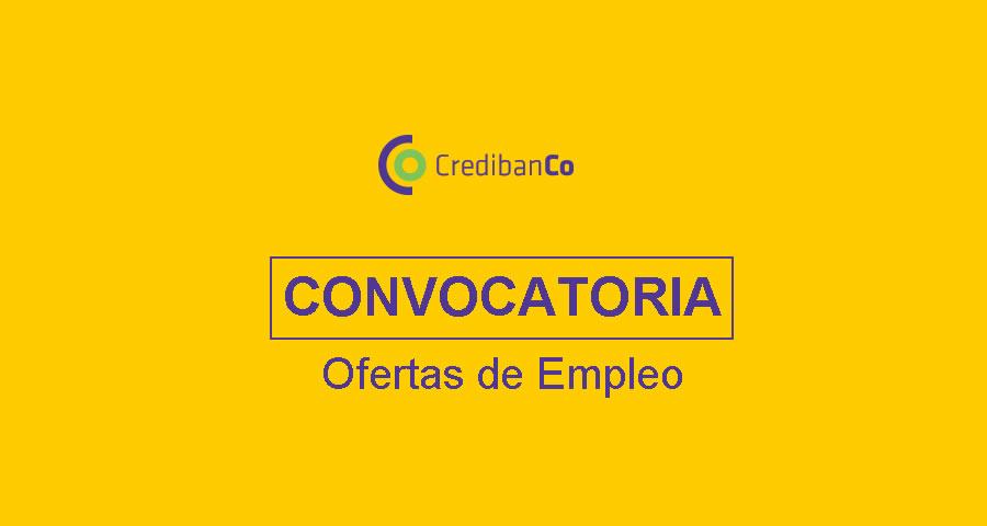 Empleo en Credibanco
