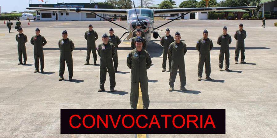 Fuerza Aérea Colombiana abre convocatoria nacional