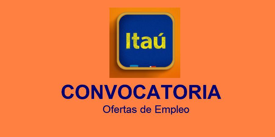 Empleo en Banco Itaú