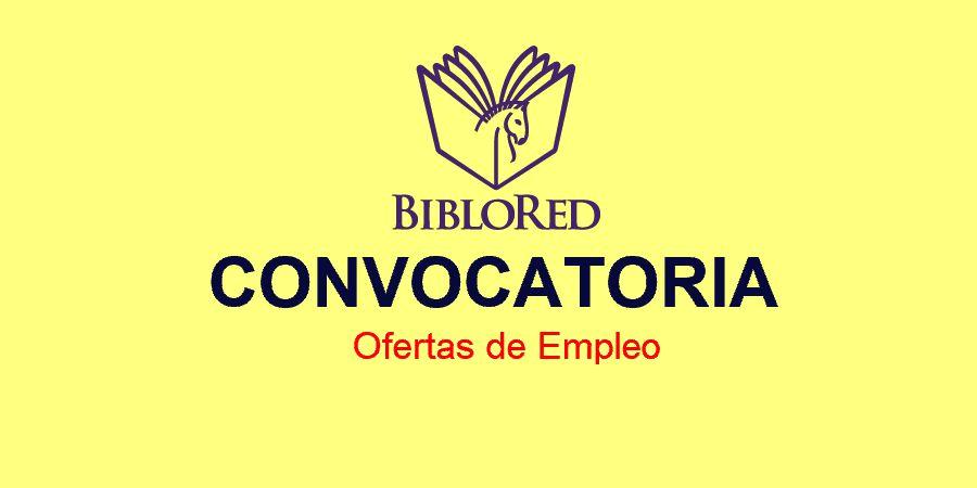 Empleo en BiblioRed
