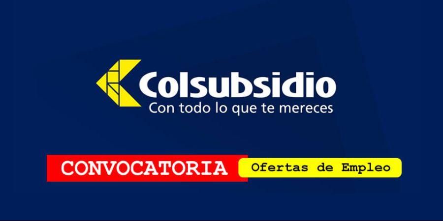 Empleo en Colsubsidio
