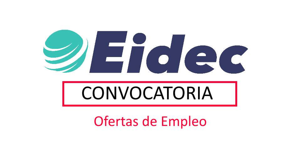 Empleo en EIDC