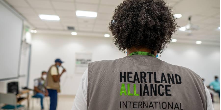Empleo en Heartland Alliance