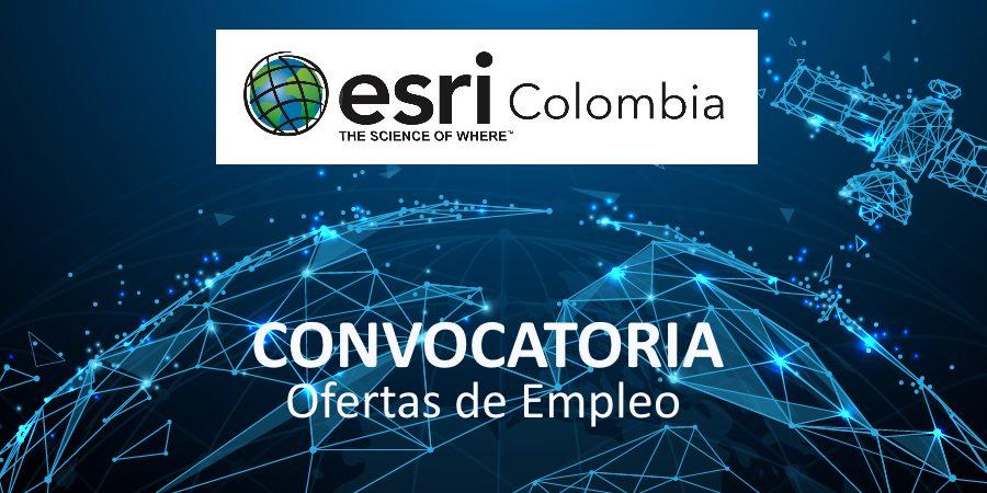 Empleo en ESRI Colombia