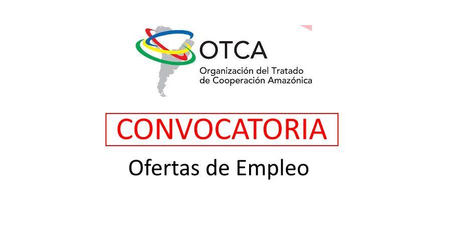 Empleo en OTCA
