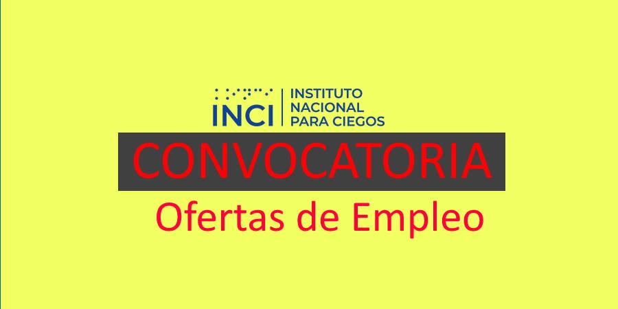 Empleo en INCI