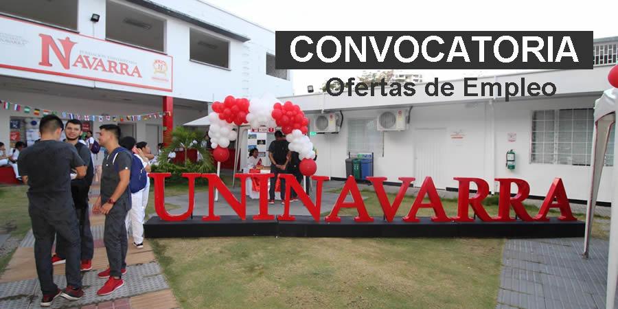 Empleo en Uninavarra