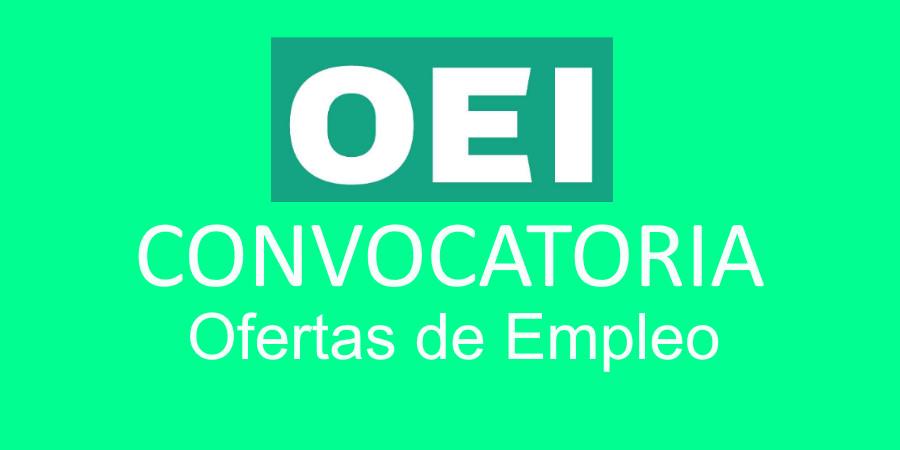 empleo en OEI